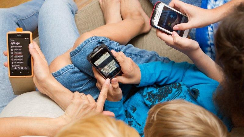 Lapse esimene telefon – mida valides silmas pidada