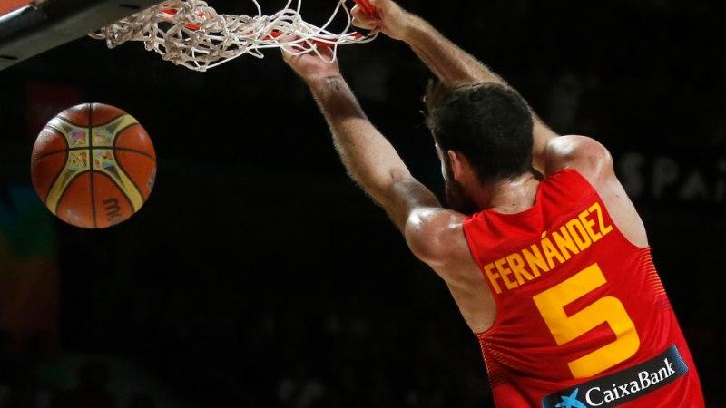 VIDEO: nõrk lohutus: Hispaania ässade kaunis koostöö valiti mänguõhtu parimaks soorituseks