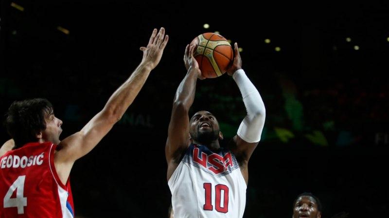 Kyrie Irving nimetati MVPks, all-star-koosseisus nelja riigi mängijad
