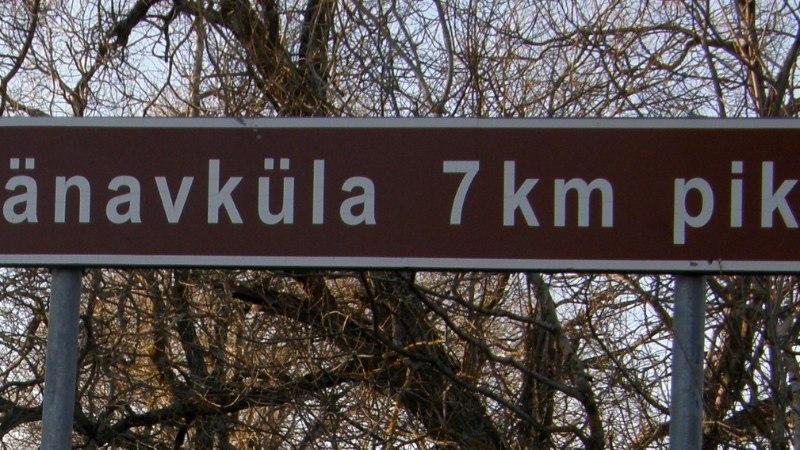 Avasta Eestimaad: kus asub Eesti külmapealinn?