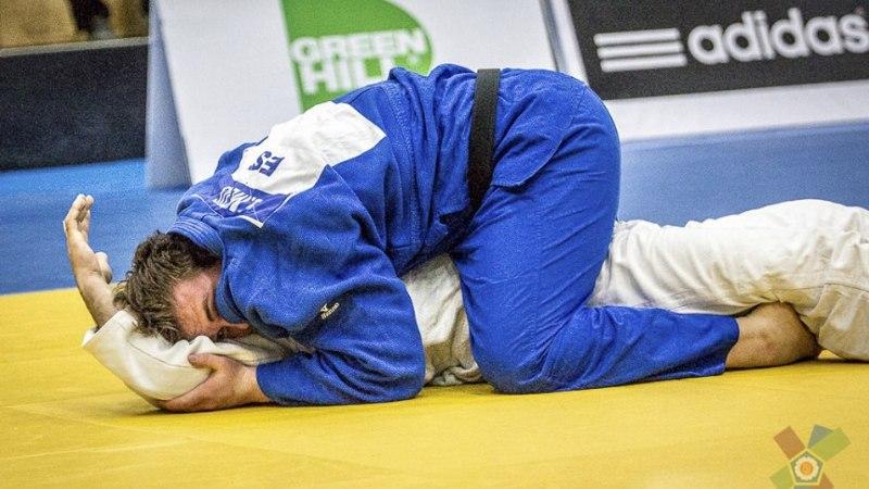 Eesti judo vajab Rio olümpiaks rahasüsti