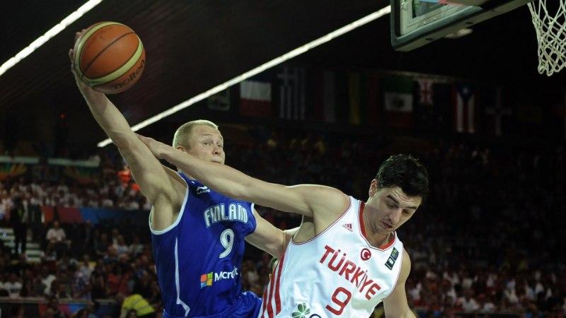 GALERII: kena eduseisu maha mänginud Soome kaotas MMil Türgile