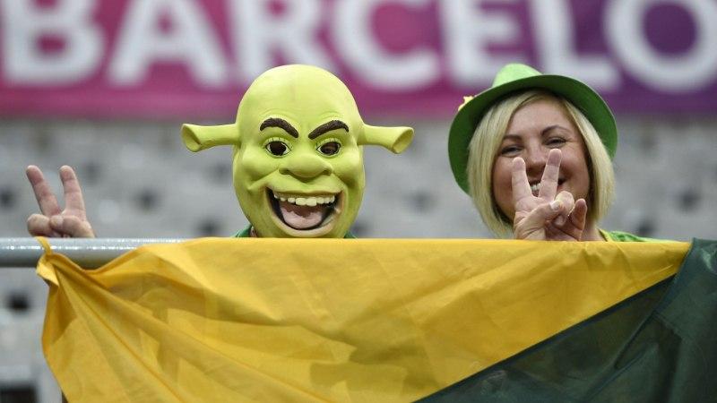 FOTOD: Leedu oleks äärepealt Uus-Meremaa vastu võidu maha mänginud