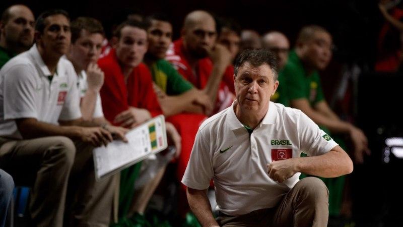 Ville Arike | Brasiilia vajas naabrile ärapanemiseks Argentiina kullatreenerit