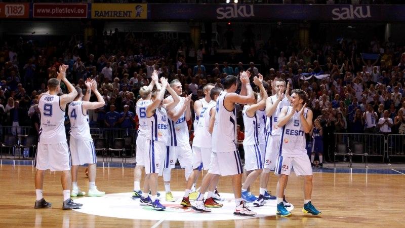 Ville Arike | Miks korvpallikoondise koosseis EMiks suurt ei muutu