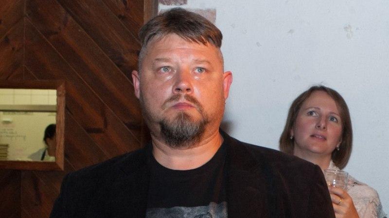 Indrek Hargla lahkus protestiks Eesti Kirjanike Liidust