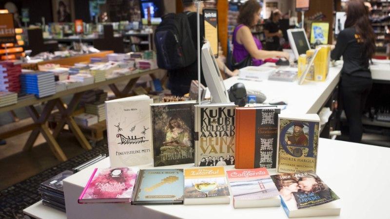 Kas poelettidel esiletõstmine tagab raamatule müügiedu?