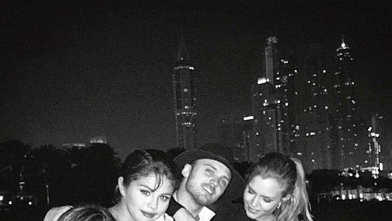FOTOD: vaata, kuidas tuli uus aasta Selena Gomezile