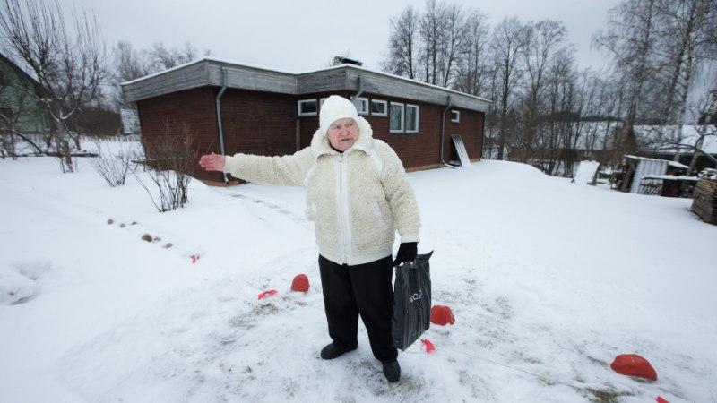 Võru pensionär süüdistab valda: kõik said kanalisatsiooni tasuta, aga meile millegipärast raha ei jätkunud!