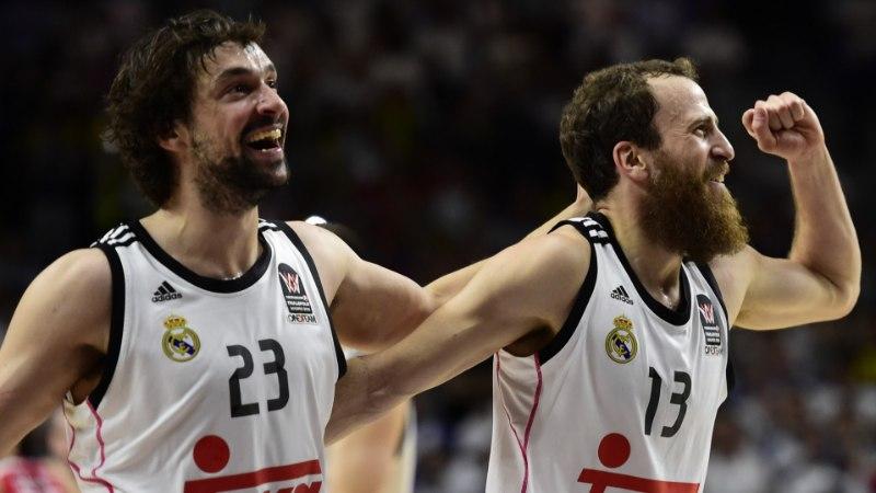 KORVPALLIREVOLUTSIOON: Madridi Real läheb NBAsse?