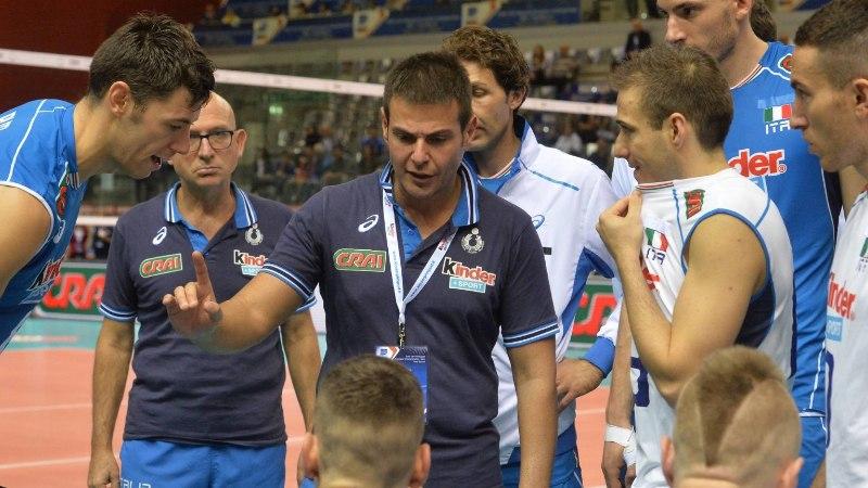 VÕRKPALLI EM   Itaalia peatreener analüüsib: Horvaatidel on suuremad tähed, Eesti on ühtlasem meeskond