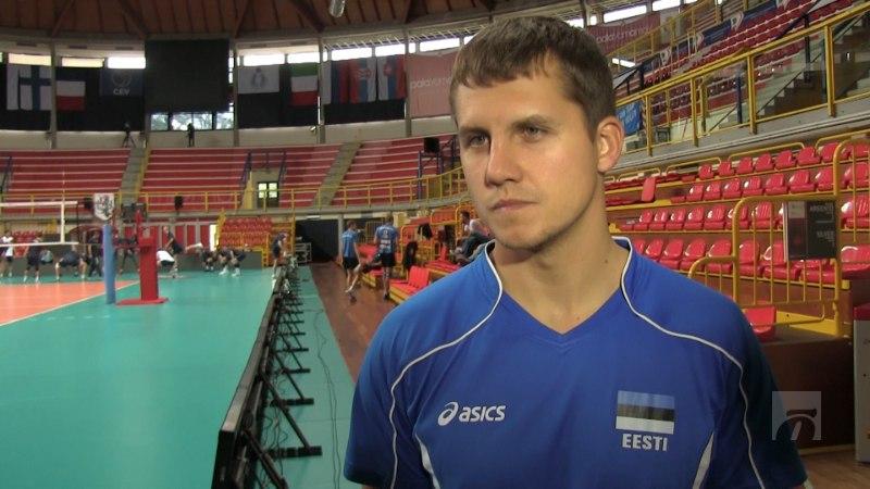 ÕHTULEHE VIDEO   Vollekoondise abitreener Rainer Vassiljev homsest play-off vastasest: Serbial on EMil probleeme olnud