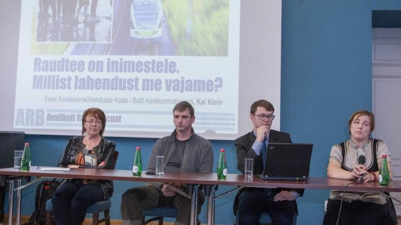 Keskkonnajurist: Rail Baltica trass läbi Nabala – kas idee on üldse õiguspärane?