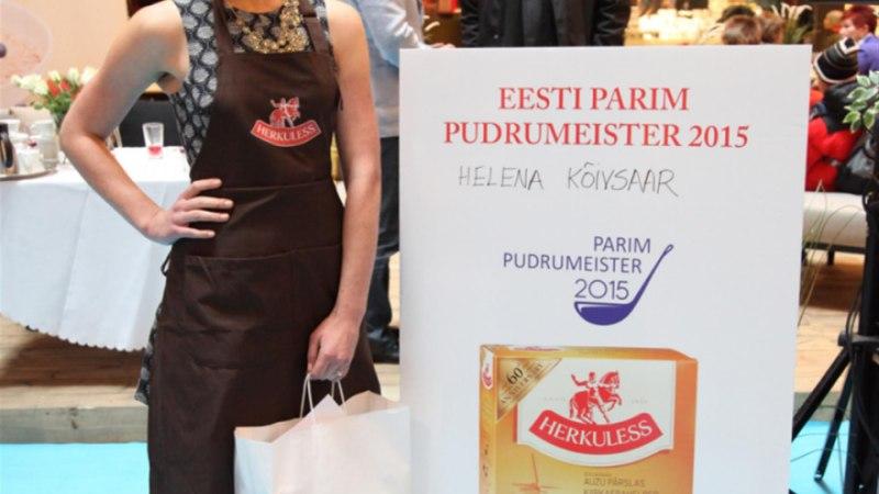 Eesti parim pudrumeister on selgunud!
