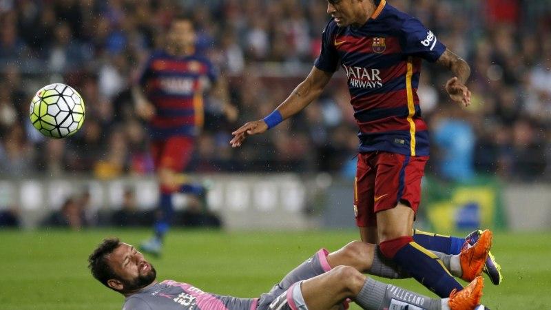 GALERII | Neymar hullas Ott Tänaku kaardilugeja silme all