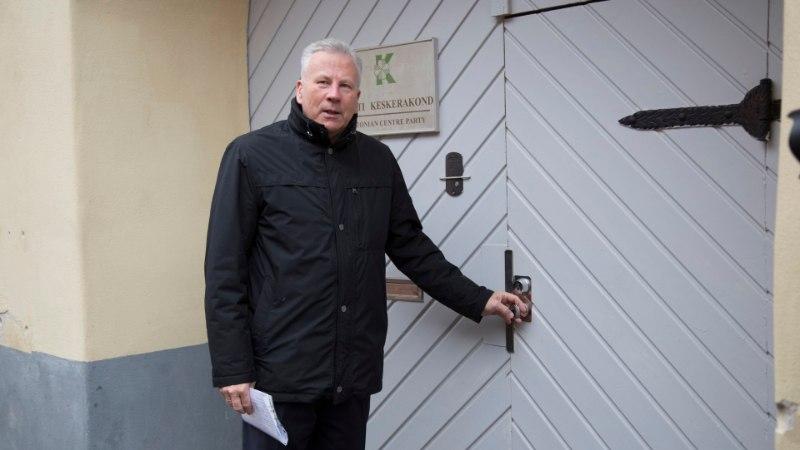 Tallinna abilinnapead: toetame Savisaart Keskerakonna esimehe kohale