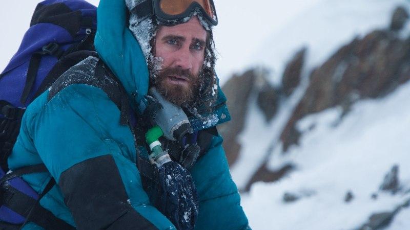 """Käre külm, õhupuudus ja laviinihirm ehk kuidas filmiti draamat """"Everest"""""""