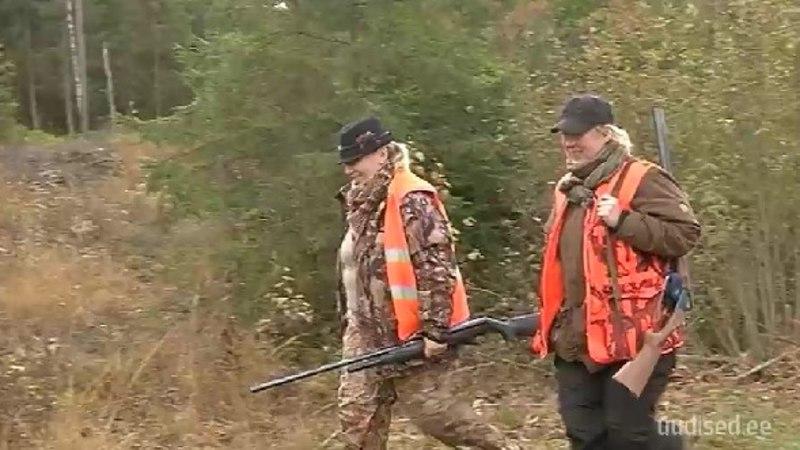 TV3 VIDEO | Mis naisi metsa jahile tõmbab?