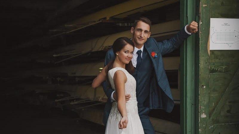 HÕISSA PULMAD: MM-pronks Allar Raja abiellus sõudebaasis!