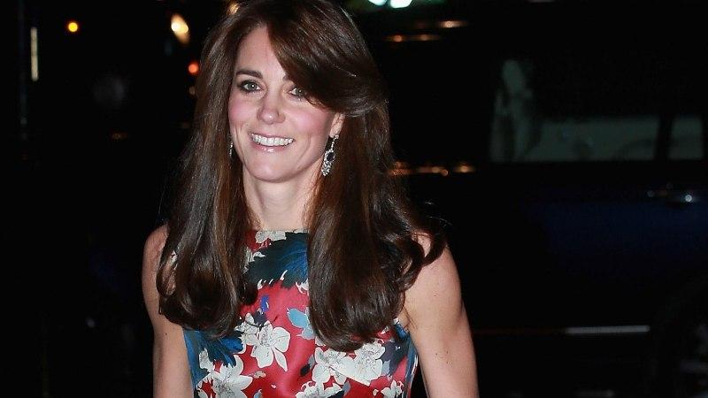 FOTO | JÄRJEKORDNE RABAV ÕHTUKLEIT: hertsoginna Catherine ärinaiste galaõhtul