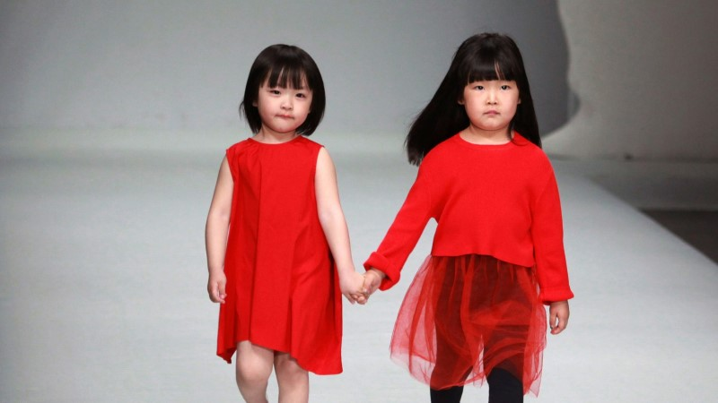 Hiinas kehtib nüüdsest kahe lapse poliitika