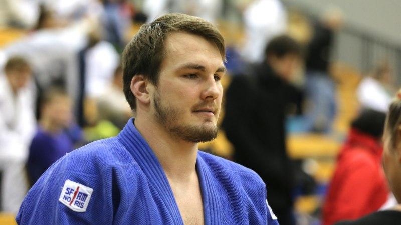 Judoka Juhan Mettis võitis Tamperes EK-etapi