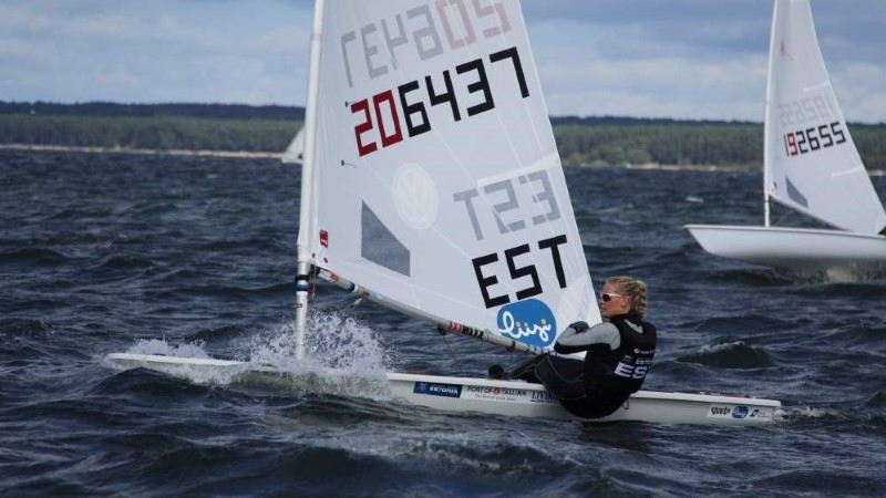 Anna Pohlak haaras esimese päeva järel 13. koha