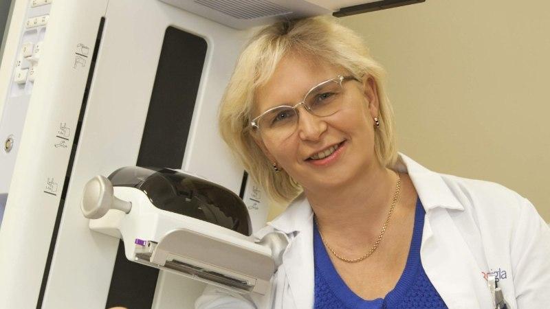 Mammograafia: uuringutest saadud kasu varase avastamise näol kaalub üles sõeluuringutega kaasaskäiva võimaliku kahju