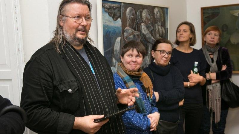 GALERII | Matti Miliuse 70. sünniaastapäevale pühendatud näituse avamine Kondase keskuses