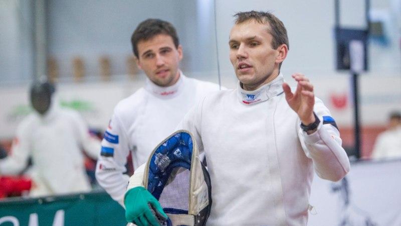 Vehklemise MK-etappi korraldanud ning meeskonna kaptenina tegutsenud Jüri Salm: teist korda seda läbi ei teeks