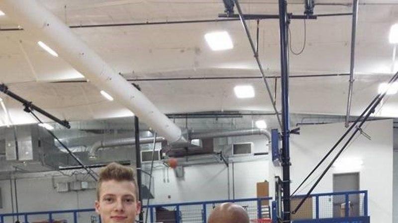 Jüri Tamme poeg USAs: tahan NBAsse, väiksemaid eesmärke pole mõtet seada
