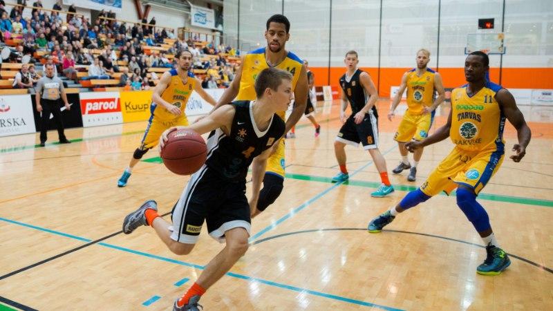 Välismaalaste roll on Eesti korvpalliklubides suur – mis saab oma (noortest) mängijatest?