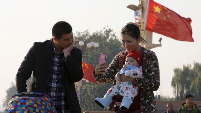 Hiinlased ei tohi sünnitamisega kiirustada: kahelapsepoliitika jõustub alles märtsis