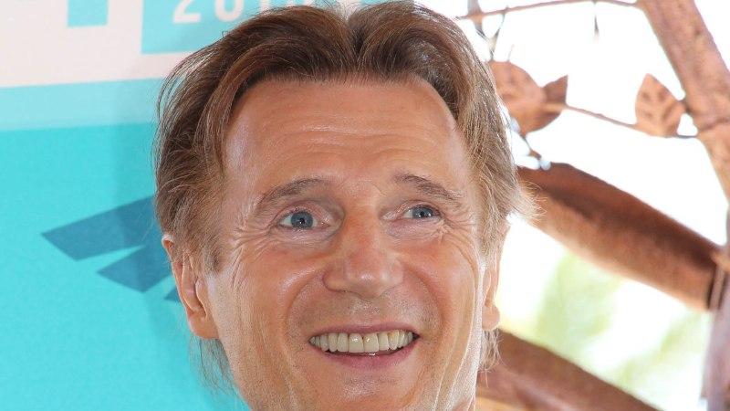 Liam Neesoni kaalukaotus: mitte kuri tõbi, vaid uus film!