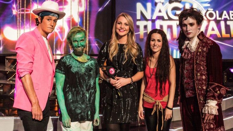 GALERII JA TV3 VIDEOD   Näosaate võitis Rolf, finaali pääsesid ka Juss, Saara ja Liina