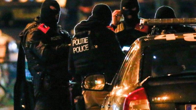 OTSEBLOGI   Belgias vahistatute hulgas on üks Pariisi terrorirünnakus kahtlustatav