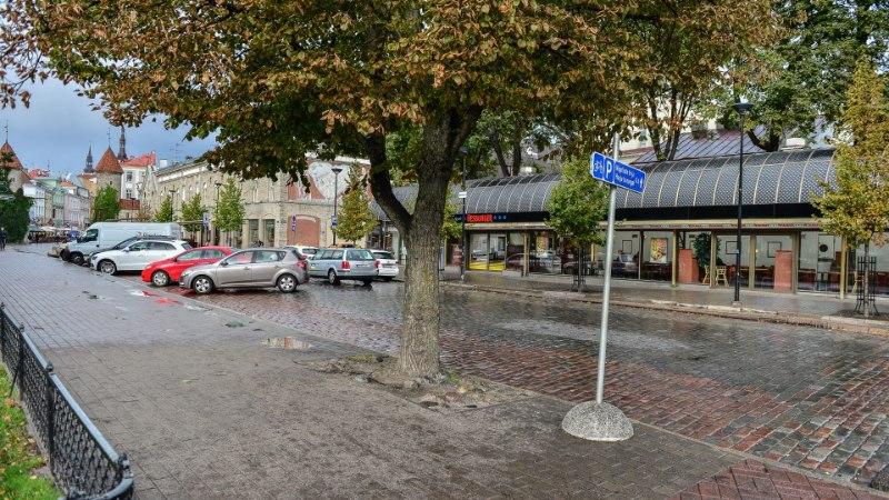 Tallinn muudab Viru tänava jalakäijate alaks