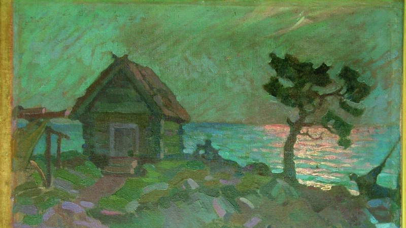 Русские художники на перекрестке искусств