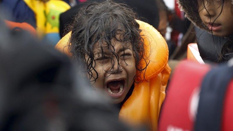 Inimõiguslased: pagulaskriisi põhjus on solidaarsuse puudumine