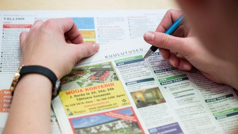 Kinnisvaraportaal: korterimüüjate hinnaootused kasvavad