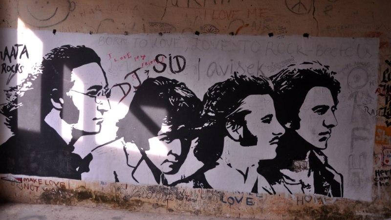 Indias taasavati The Beatlesi aašram