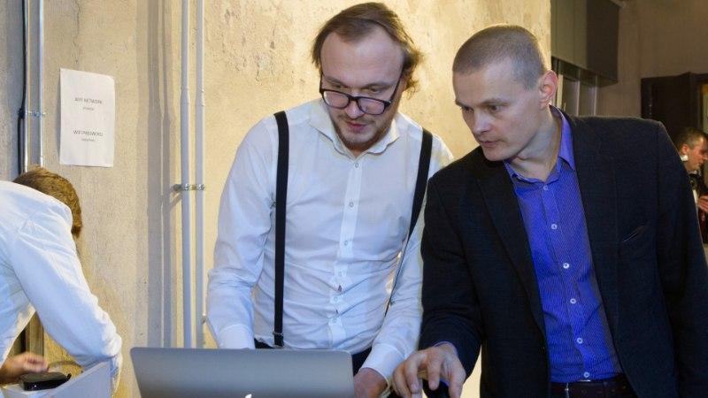 GALERII | Täna toimus Eesti Arhitektuurikeskuses Tallinna uue peatänava visioonide tutvustus