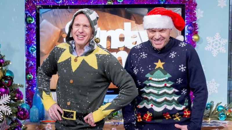 Üks jube jõululugu ehk kuidas totrad jõulukampsunid kõigi südamed võitsid?