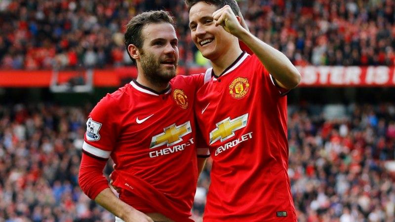 Manchester Unitedi hispaanlased algatasid van Gaali vastu mässu