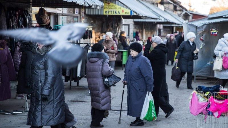Balti jaama turgu hakatakse üles vuntsima