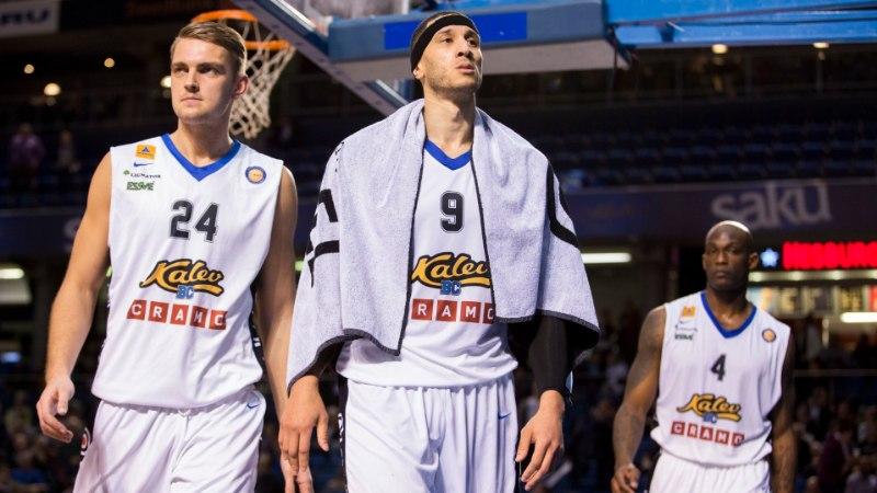 Kalev/Cramo keskmängija Josh Boone kahetseb NBAst lahkumist