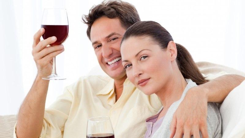 Soovid end vormi ajada? Aga palun – rüüpa klaas punast veini päevas!