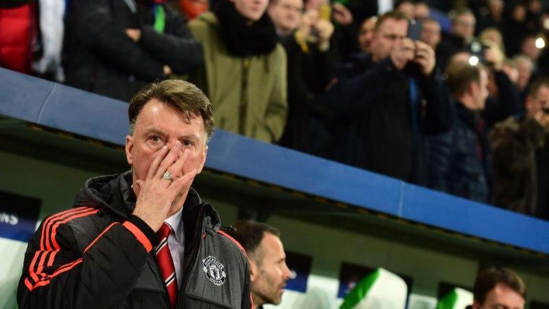 Man United sai krahhi järel hävitavaid hinnanguid omadelt ja võõrastelt