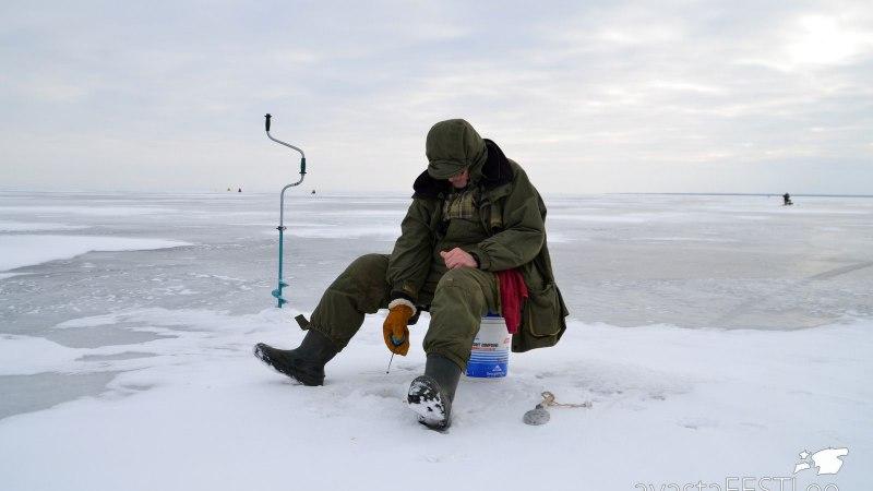 Avasta Eestimaad: jää peale kalale
