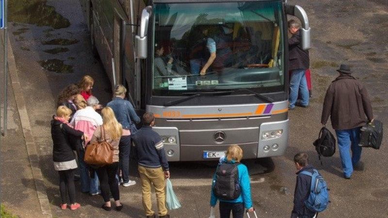Eesti ja Läti vahel pole juba kaks nädalat reisirongiliiklust
